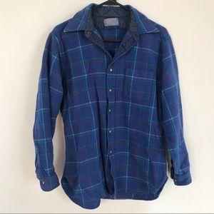Pendleton Blue Flannel 🌿